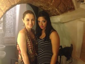 Erika A. and Adelina Popa